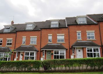 Thumbnail 4 bed town house for sale in Finney Drive, Grange Park, Northampton