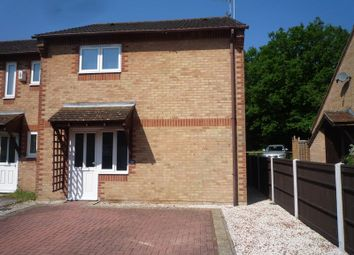 Thumbnail 1 bed terraced house to rent in Shorefield Road, Marchwood, Southampton