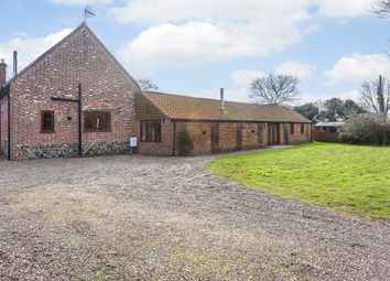 Thumbnail 5 bedroom barn conversion for sale in Moor Lane, Stalham, Norwich