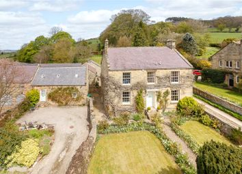 Thumbnail 6 bed detached house for sale in Cowesby, Thirsk, North Yorkshire