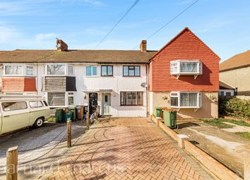 Thumbnail Terraced house for sale in St. Philips Avenue, Worcester Park