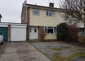 Thumbnail 3 bed semi-detached house for sale in Stonewell Drive, Congresbury, Bristol