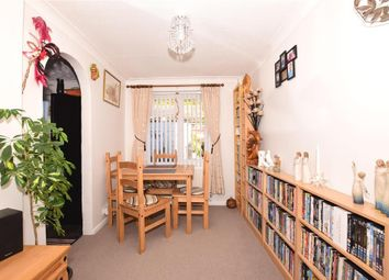 Thumbnail 2 bed end terrace house for sale in Port Close, Lords Wood, Chatham, Kent