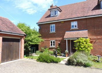 Thumbnail 4 bed end terrace house for sale in Waine Close, Buckingham