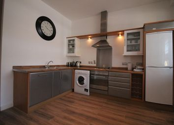 Thumbnail 4 bed flat to rent in Denmark Road, London
