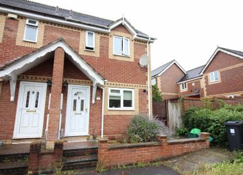 Thumbnail 2 bed end terrace house for sale in Hoylake Drive, Warmley, Bristol
