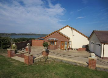 Thumbnail 6 bedroom detached bungalow for sale in Gorwelion, Valley, Holyhead