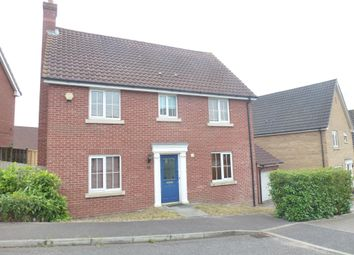 Thumbnail 4 bedroom property to rent in The Swale, Norwich