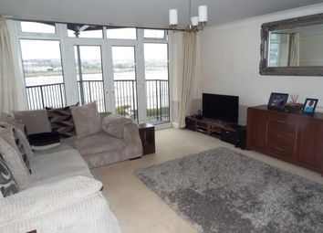 Thumbnail 2 bed flat for sale in Bridge House, Valetta Way, Rochester, Kent
