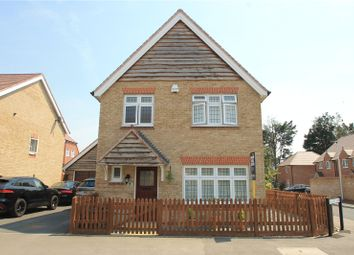 3 bed detached house for sale in Jackdaw Way, Halling, Kent ME2