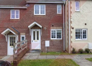 Thumbnail 2 bed terraced house to rent in Ffordd Melyn Mair, Llansamlet, Swansea
