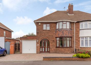 Thumbnail 3 bed semi-detached house for sale in West Bromwich Road, Walsall