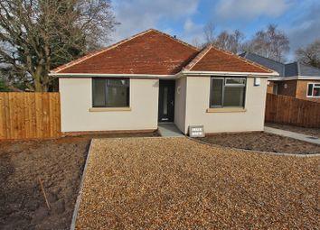 Thumbnail 3 bed detached bungalow for sale in Addison Road, Brockenhurst