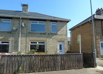 Thumbnail 3 bedroom terraced house to rent in Emerson Road, Newbiggin-By-The-Sea