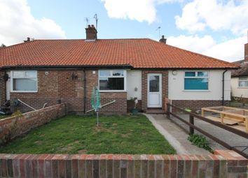 Thumbnail 1 bed semi-detached bungalow to rent in John Road, Caister-On-Sea, Great Yarmouth