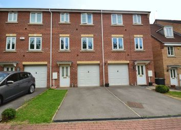 Thumbnail 4 bed terraced house for sale in Oakland Way, Nottingham