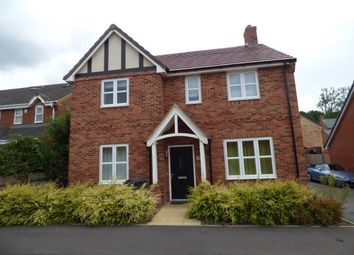Thumbnail 4 bed detached house for sale in Harcourt Way, Hunsbury Hill, Northampton, Northamptonshire