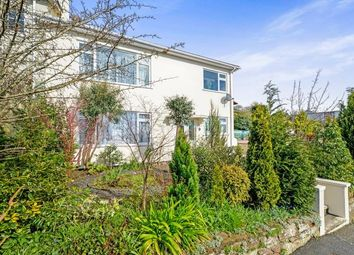 Thumbnail 3 bed end terrace house for sale in Tresillian, Truro, Cornwall