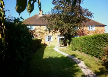 Thumbnail 2 bed terraced house to rent in Newbury Road, Headley, Thatcham