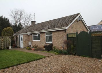 Thumbnail 2 bed bungalow for sale in Foster Close, Brundall, Norwich