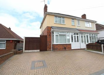 Thumbnail 2 bed semi-detached house for sale in Upper Ettingshall Road, Coseley, Bilston