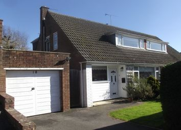 Thumbnail 3 bedroom property to rent in Herne Down, Crowborough