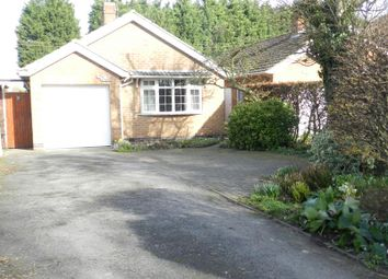 Thumbnail 3 bed detached bungalow for sale in Swarkestone Road, Barrow-On-Trent, Derby