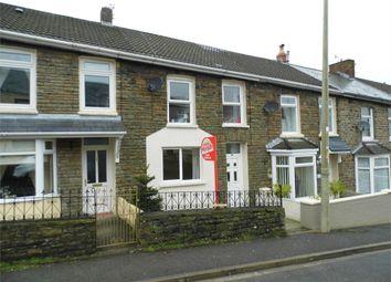Thumbnail 3 bed terraced house to rent in Oakfield Terrace, Nantymoel, Bridgend, Mid Glamorgan