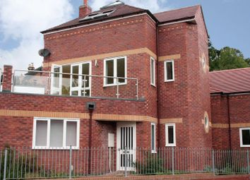 Thumbnail 3 bed town house to rent in Buildwas Road, Ironbridge, Telford