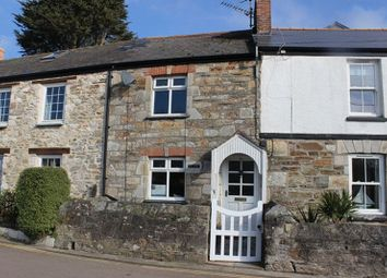 Thumbnail 2 bedroom cottage for sale in West End, Pentewan, St. Austell