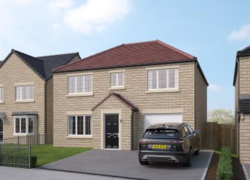 Thumbnail 4 bed detached house for sale in Manor Road, Brimington, Chesterfield