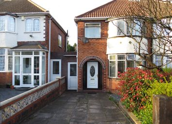Thumbnail 3 bed semi-detached house for sale in Calshot Road, Great Barr, Birmingham