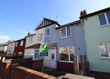 Thumbnail 3 bed terraced house for sale in St. Johns Road, Edlington, Doncaster