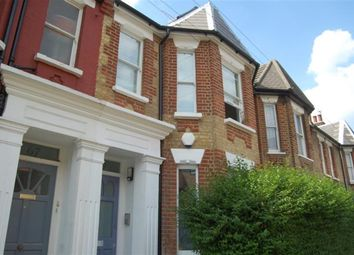 Thumbnail 3 bed flat to rent in Geldeston Road, London