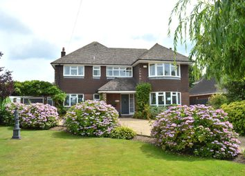 Thumbnail 4 bed detached house to rent in Bowes Hill, Rowlands Castle