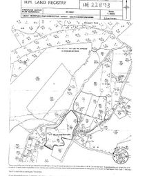 Thumbnail Land for sale in Vowchurch Common, Herefordshire