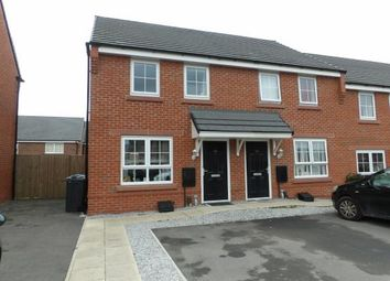 Thumbnail 2 bed end terrace house for sale in Dallington Avenue, Leyland