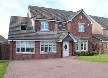 Thumbnail 5 bedroom property for sale in Calderpark Court, Uddingston, Glasgow
