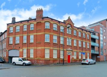 2 bed flat to rent in Sylvester Street, Sheffield S1