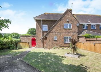 Thumbnail 3 bed semi-detached house for sale in Strouden Park, Bournemouth, Dorset