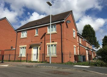 Thumbnail 3 bed detached house to rent in Greenock Crescent, Monmore Grange, Wolverhampton
