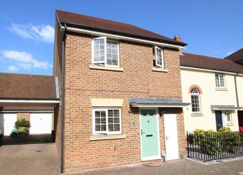Thumbnail 3 bed end terrace house to rent in Elvetham Heath, Fleet, Hampshire