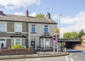 Thumbnail 2 bed terraced house for sale in Archibald Street, Newport