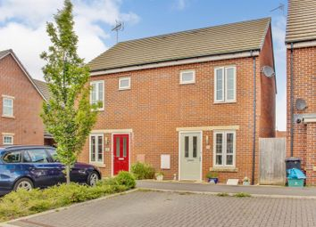 Thumbnail 2 bed semi-detached house for sale in Mainsail Lane, Hempsted, Gloucester