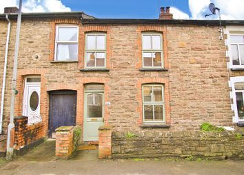 Thumbnail 2 bed terraced house for sale in Prospect Road, Abergavenny