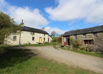 Thumbnail 4 bed detached house for sale in Llanfair Road, Lampeter