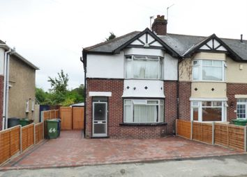 Thumbnail 3 bed end terrace house for sale in Boswell Road, Cowley, Oxford