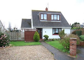 Thumbnail 3 bed detached bungalow for sale in Glebelands, Exminster, Exeter