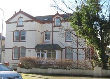 Thumbnail 1 bed flat to rent in Clement Avenue, Llandudno