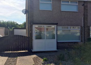 Thumbnail 3 bed semi-detached house to rent in Churchill Avenue, Burstwick, Hull, East Riding Of Yorkshire